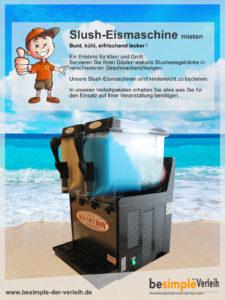 Slush-Eismaschine