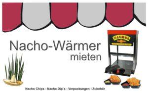 Nacho-Wärmer mieten Hildesheim Hannover Braunschweig Salzgitter