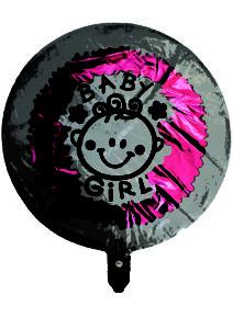 Geburt Mädchen Gasballon kaufen Hildesheim