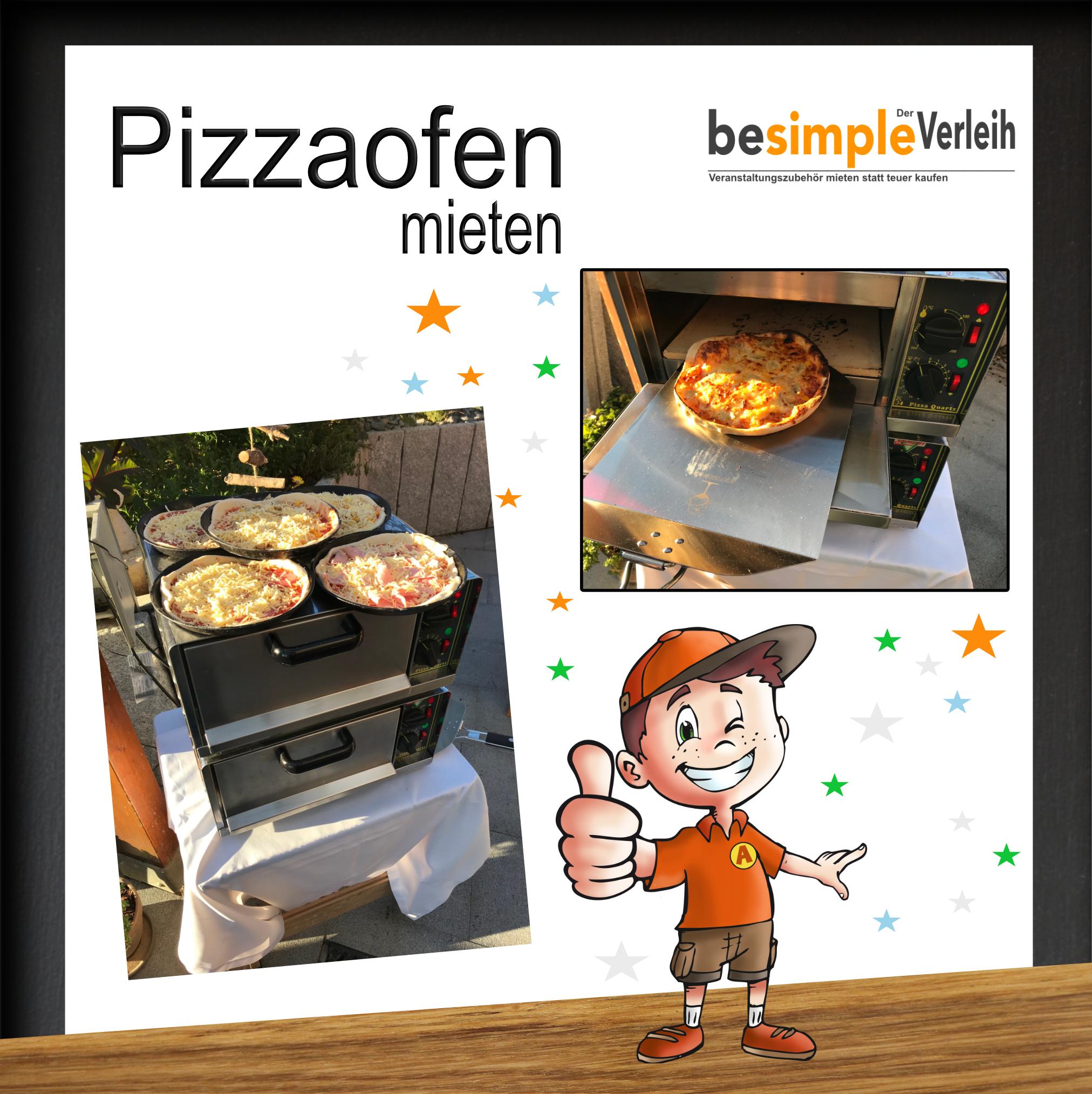 Pizzaofen mieten Hildesheim Hannover Salzgitter Braunschweig